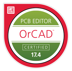 OrCAD PCB Editor Certification