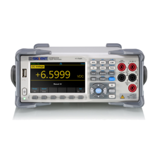 Siglent Dual-Display Digital Multimeter